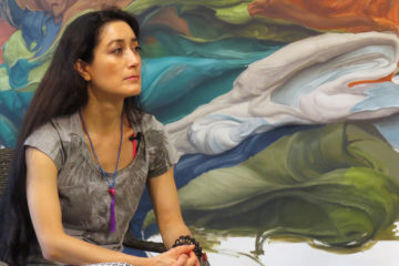La crítica mexicana Avelina Lésper
