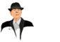 Leonard Cohen by @garabatosrosales