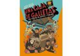 Una Caja de Galletas de Josep Salvia. Editorial Norma Cómics