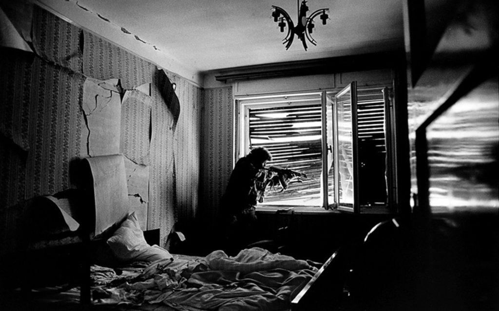 James Nachtwey (Bosnia y Herzegovina) en 1993© James Nachtwey